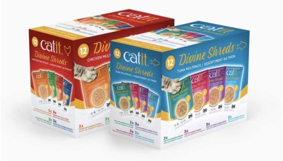 Divine Shreds Multipacks Freebie Cat Food