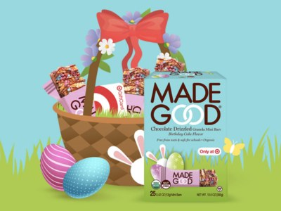 Sweepstakes - Win Target Gift Card from MadeGood