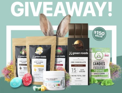 Sweepstakes - Adult Easter Treats Giveaway