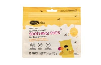 Social Nature - Kids' Soothing Honey Pops Freebie