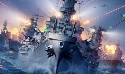 Free Game from Epic - World of Warships