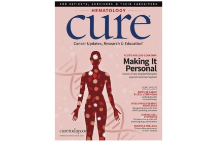 Free Subscription to Cure Magazine