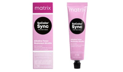 BzzAgent - Matrix SoColor Pre-Bonded Permanent Hair Color & Pre-Bonded Alkaline Toner Samples