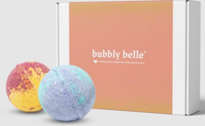 Free Bath Bombs from Bubble Belle