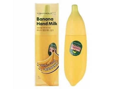 TONYMOLY Magic Food Banana Hand Milk Freebie