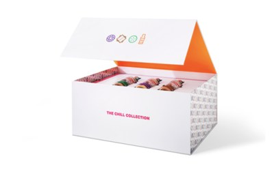 Sweepstakes -  Dunkin' Chill Collection pack