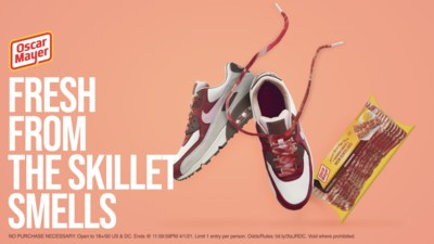 Free Shoe Laces from Oscar Mayer