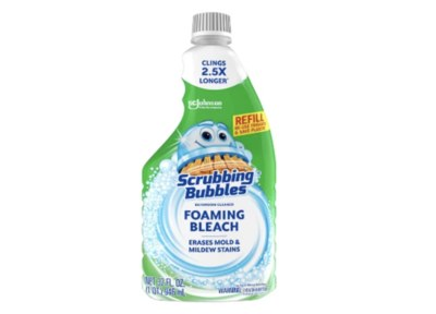 BzzAgent - Free Scrubbing Bubbles Sample from S.C. Johnson
