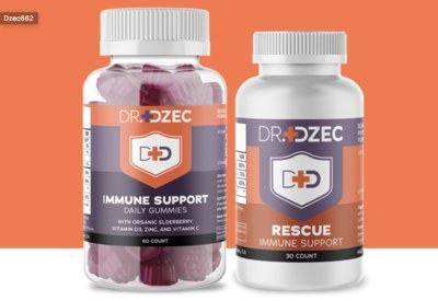 Free Dr. Dzec Supplement Sample