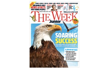 Free Magazine - The Week Junior