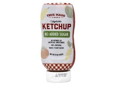 Moms Meet - True Made Foods No Sugar Veggie Ketchup