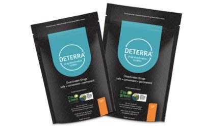 Free Deterra Drug Disposal Pouch