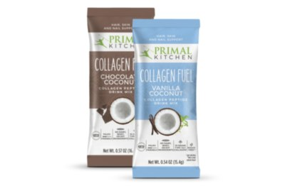 Social Nature - Free Collagen Drink Mix Packets by Primal Kitchen
