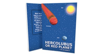 Free Book - Hercolubus or Red Planet