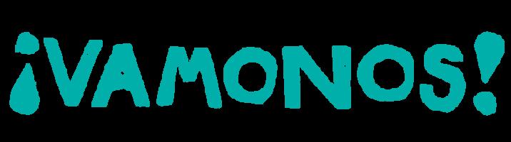 Vamonos horizontal logo turq