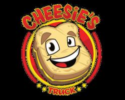 Cheesies truck logo