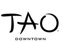 Black original tao logo dowtown rw approved