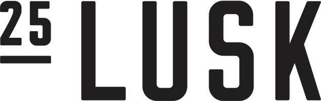 New 25 lusk logo