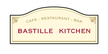 Bastille kitchen logo