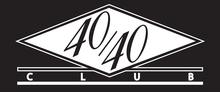 4040 logo white