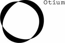 Otium logo lockup