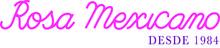 Rosa logo pink purple
