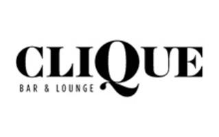 220 clique bar logo