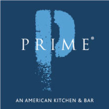 Prime logo with tag