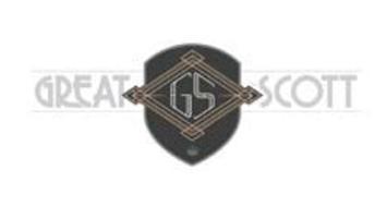 Gs logo white