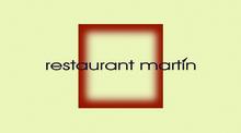 Restaurant martin logo information 001