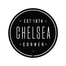 Chelsea logo   black