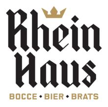 Rhein haus web logo