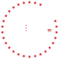 Bar deco circle logo2