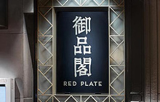 220 red plate logo