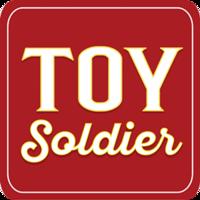 Toy soldier logo