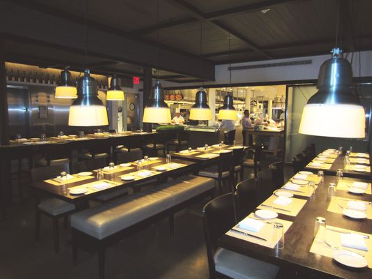 The Mercer Kitchen New York Private Dining Rehearsal