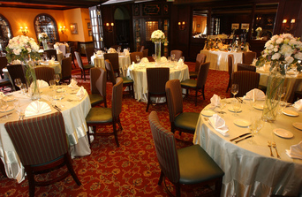 Ruth 39 s chris steak house pikesville baltimore md for Best private dining rooms in baltimore