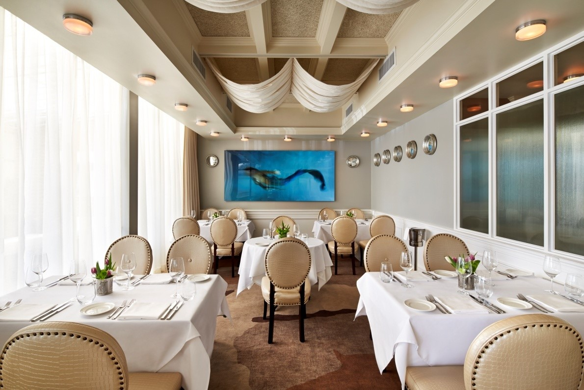 Fiola Mare Washington Private Dining Rehearsal Dinners Banquet Halls Tripleseat