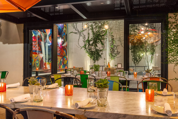 Puesto At The Headquarters San Diego Private Dining
