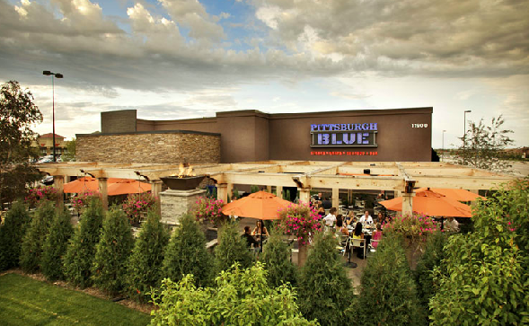 Pittsburgh Blue Steakhouse Maple Grove Private Dining