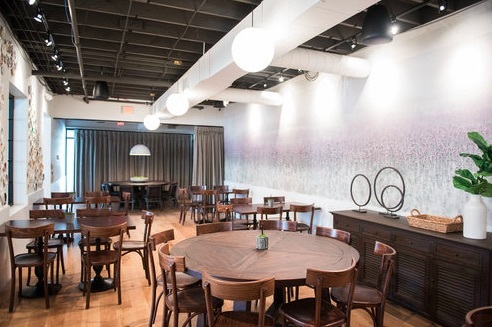 The Cafe At Thistle Farms Nashville Private Dining