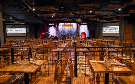 City Winery Atlanta - Atlanta private dining, rehearsal ...