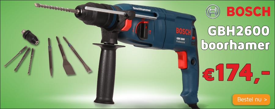 Bosch combihamer