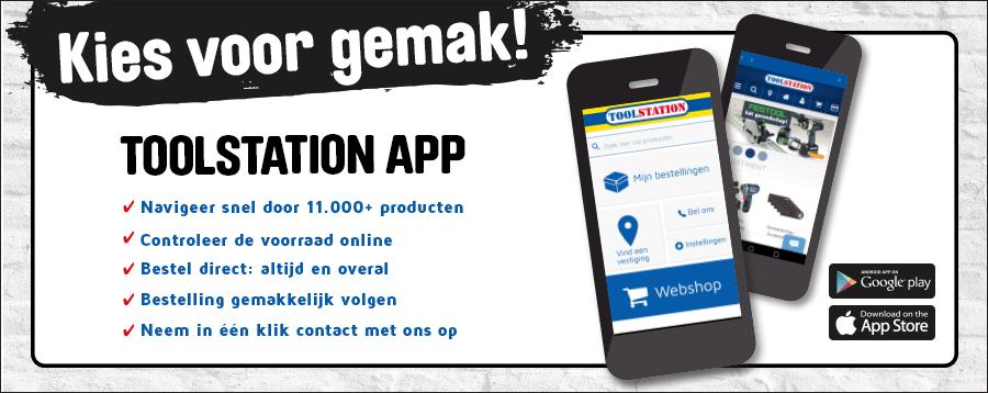 Toolstation app NL