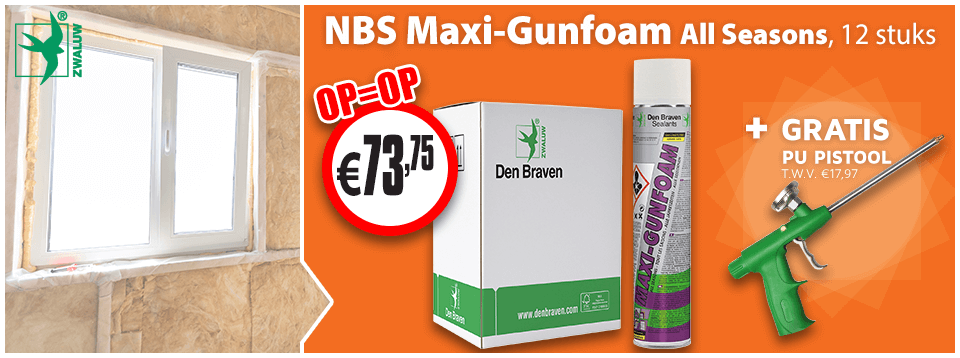 Maxi-Gunfoam All Seasons