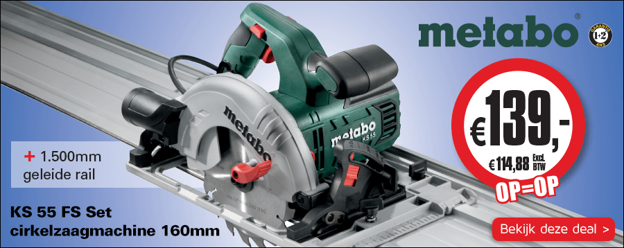 Metabo deal