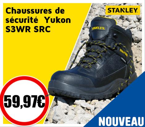 Chaussures de sécurité Yukon