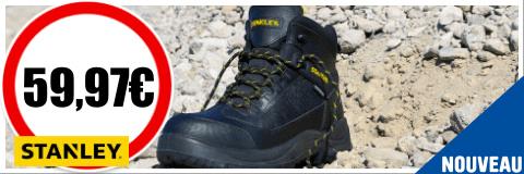 Chaussures de sécurité Stanley Yukon S3WR SRC