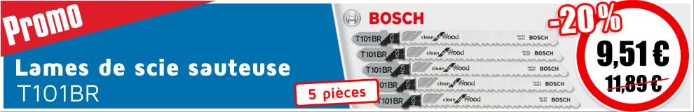 Lames de scie Bosch -20%