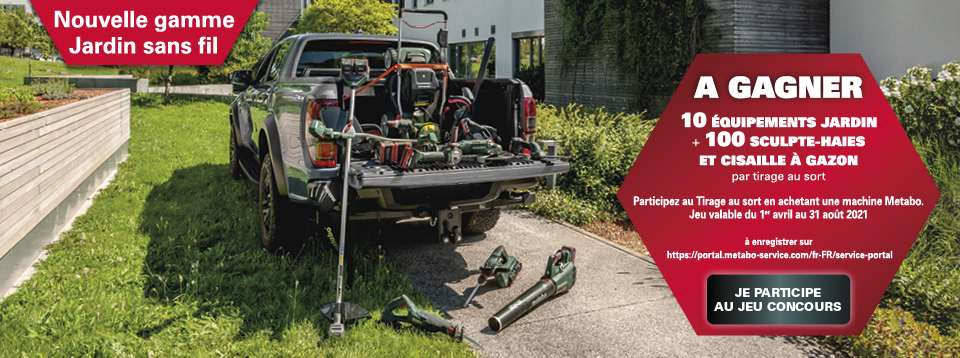 offre Metabo